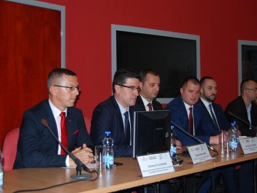 Knference mladých farmářů v Srbsku se zúčastnil i srbský ministr zemědělství