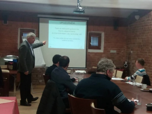 Daviduv seminar Prouza 1