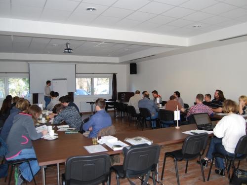 XXI. Sněm SMA ČR byl zahájen seminářem o vlastnictví zemědělské půdy z pohledu legislativy pod vedením JUDr. Davida