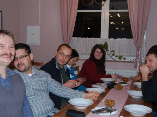 Maďaři před Vánoci