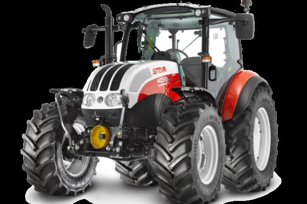 Traktor STEYR 4095 KOMPAKT ECOTECH ihned k odběru